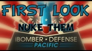 iBomber Defense Pacific - Level 1-2 (Gameplay/Commentary) (PC/HD)