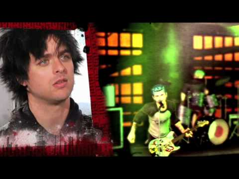 Official: Green Day - Rock Band 3 Song HD video game trailer PS3 Wii X360