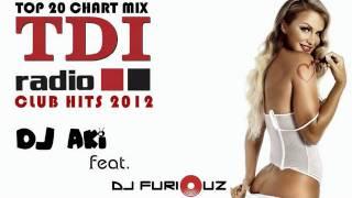 ♪TOP 20 CHART MIX ♪ ELECTRO HOUSE CLUB HITS 2012 ♪ DJ FURIOUZ & DJ AKI