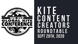WFGKC - Kite Content Creators Roundtable - Virtual Recording Session