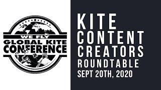 WFGKC - Kite Content Creators Roundtable - Virtual Recording Session