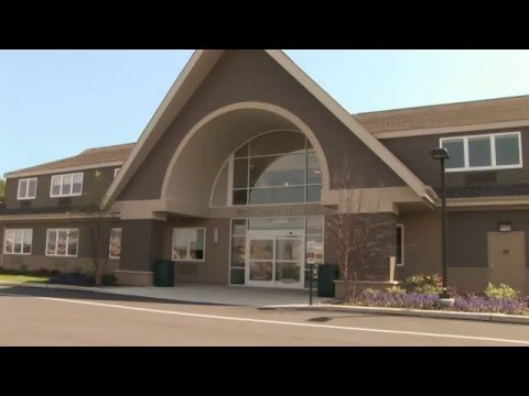 The Hackerman-Patz House at Lehigh Valley Hospital–Cedar Crest - Lehigh Valley Health Network