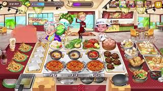 Cooking Adventure - Tteokbokki House Master Level 1 - Full Upgrade screenshot 5