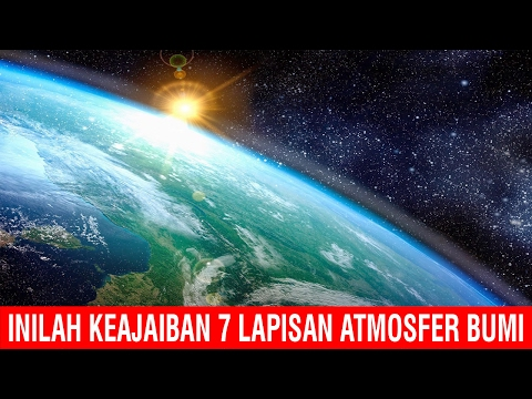 Keajaiban 7 Lapisan Atmosfer Bumi