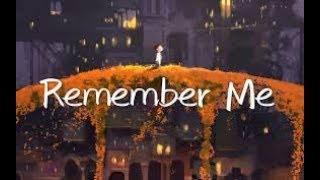 【西瓜Kune Ft  頭骨(吉他)】Remember Me(搖籃曲版)【已授權】