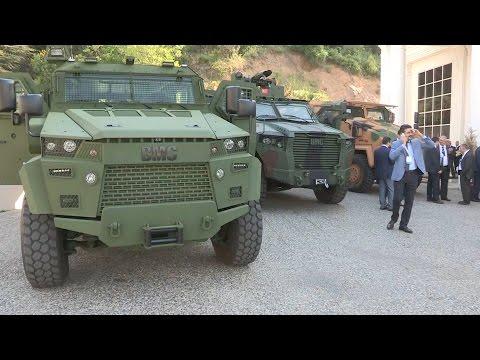 Savunma sanayisinde yeni yerli araç heyecanı