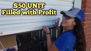 Download HUGE PROFIT I Bought An Abandoned Storage Unit Locker Auction / Opening Mystery Boxes Storage Wars Mp3 and Videos