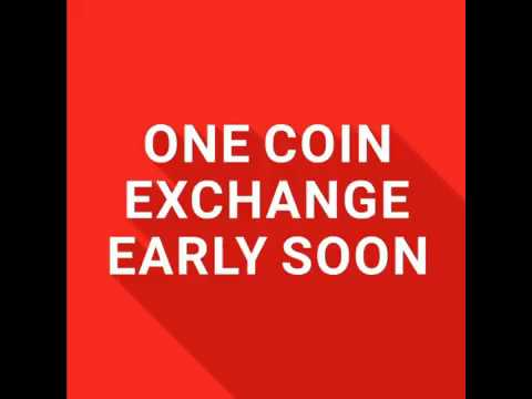 one coin press release