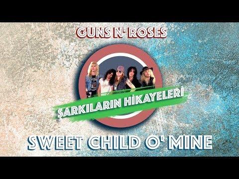 Guns N' Roses – Sweet Child O' Mine – Şarkıların Hikayeleri