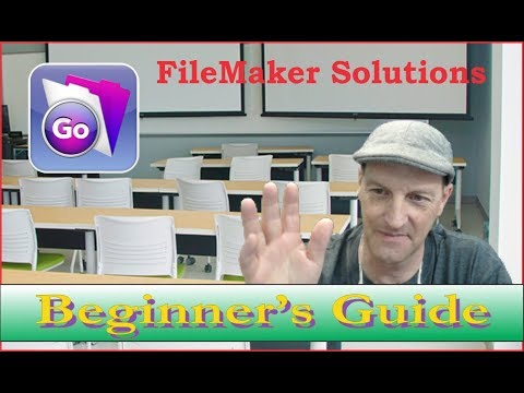 "FileMaker Tutorials: A Beginner's Guide ""What about home use?"""