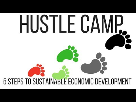 The 5 Steps to Sustainable Personal Economic Development