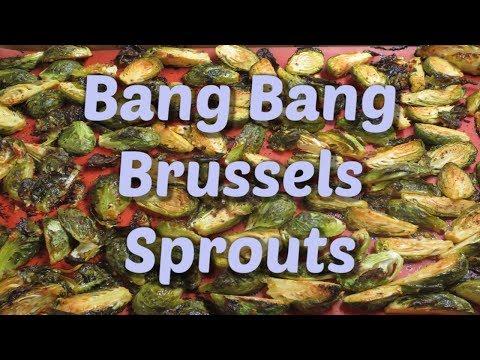 bang bang brussels sprouts