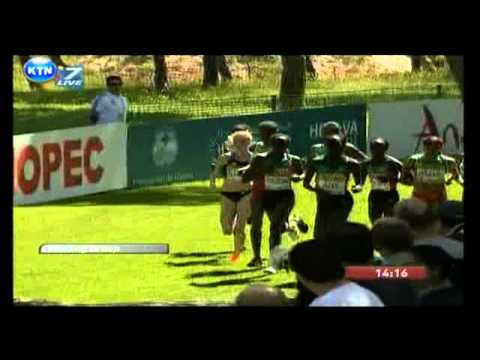 Kenya wins title