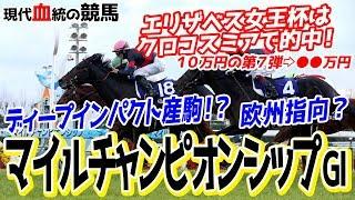 【マイルチャンピオンシップ2018】10万円勝負に強いヤツの見解はコレだ!|競馬予想