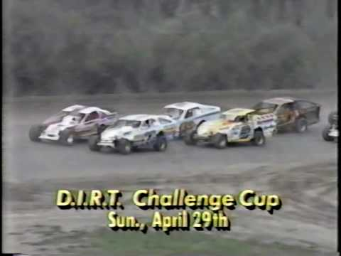 DIRT Challenge Cup Highlights 4-29-1990