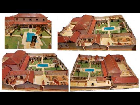 Roman Villa - Usborne Model