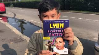 Incontro Lyon!!!!! Firma copie del suo libro