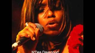 N'Dea Davenport - Can't hide your love