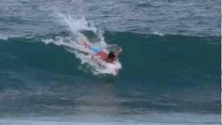 Gabriel Medina surfing Back-Flip