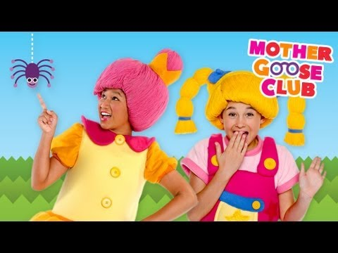 Itsy Bitsy Spider Time - DVD Episode | Mother Goose Club Rhymes for Children