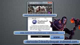 Download Darksiders 2 deadly despair free