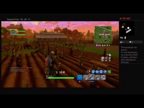 Fortnite new map with techno