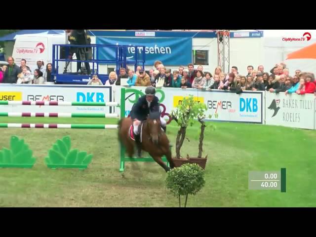 Patrick Stühlmeyer - Lacan - DKB-Riders Tour Wiesbaden