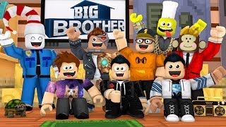 THE BIGGEST YOUTUBER COMPETITION EVER IN ROBLOX!! (The Crew and Friends Big Brother - Ep. 1)