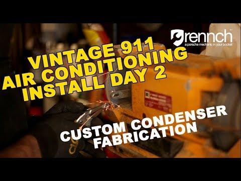 Vintage Porsche 911 Air Conditioning [Part 2] – DIY Porsche Repair