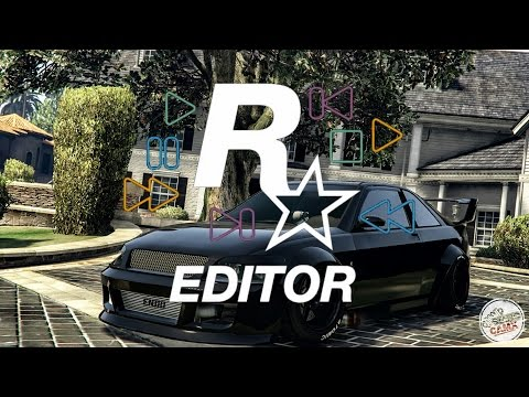 GTA 5 How to use Rockstar Editor
