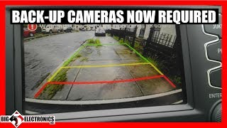 Back Up Cameras Now Required By Law - Car Audio Industry News