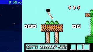 Super Mario Bros. 3 Randomizer - Any% Race (1) (12/15/19)