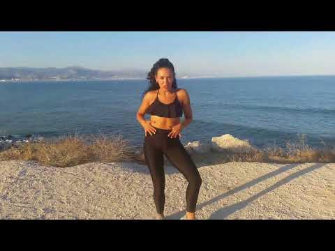 Sean Paul Ft. Major Lazer - Tip Pon It    Female Dancehall Steps