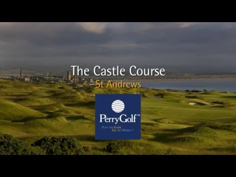 The Castle Course, St Andrews, Scotland