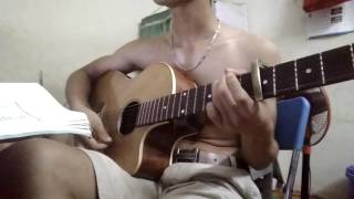 Việt Nam Đi, Hôn và Yêu -  (Cover Guitar Cực Hay)