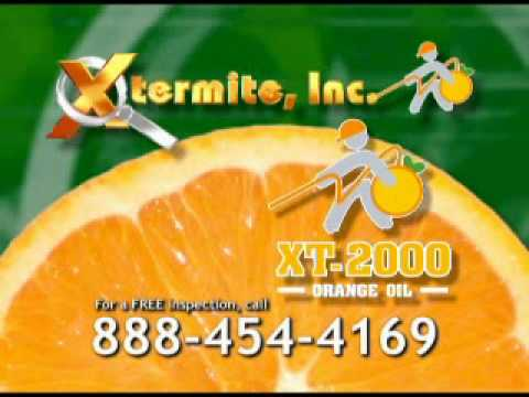 Xtermite uses xt 2000 orange oil plus to control termites youtube xtermite uses xt 2000 orange oil plus to control termites solutioingenieria Images