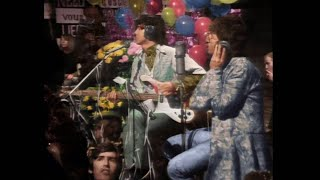 The Beatles - All You Need Is Love - HD Our World Performance 1967 Rare Footage