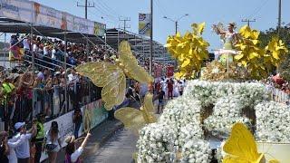 Batalla de Flores 2016