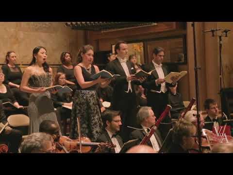 Mozart Requiem Part III: Tuba mirum