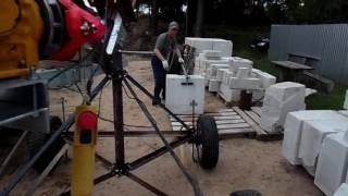 мини кран своими руками(кран своими руками самодельный подъемный кран самодельный мини кран., 2016-05-21T17:52:55.000Z)
