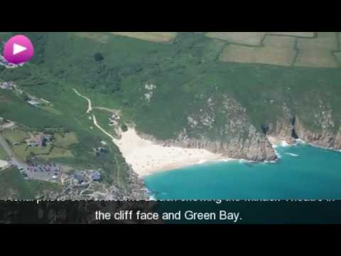 Porthcurno Wikipedia travel guide video. Created by http://stupeflix.com