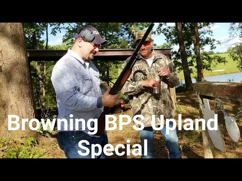 Browning BPS Upland Special 12 Gauge.