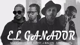 Me Matas - Bad Bunny X J Balbin X Nicky Jam Y Arcangel