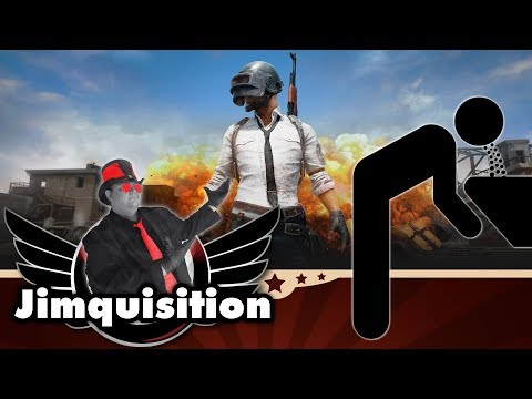 PlayerUnknown's Battlegrounds: The Call Of Looty (The Jimquisition)