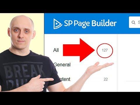 А вы знали, что в SP Page Builder возможно это?