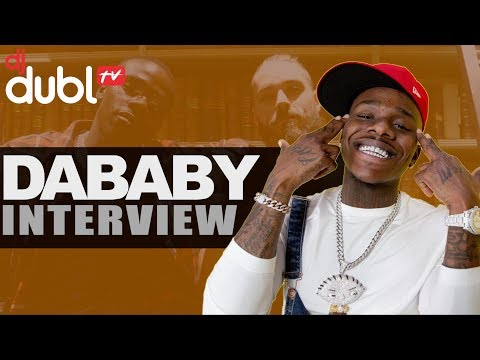 """Dababy Interview - Says he is """"The best rapper alive"""", turning viral moments into positives & more!"""