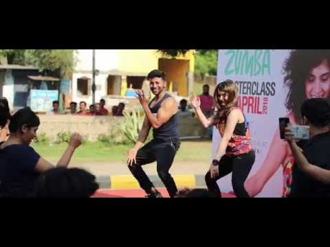 Zumba MASTERCLASS with Shweta Kulkarni   Abs Fitness and Wellness Center   Aurangabad   2018