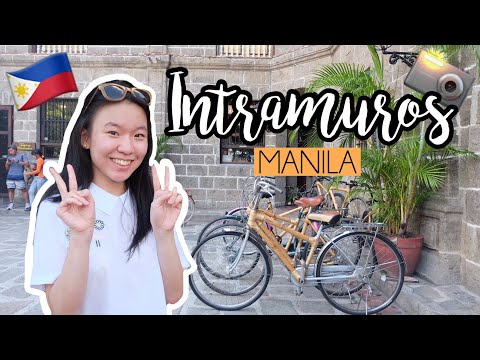 Intramuros Tour (Instagram-worthy) | Kyla Allyn | Vlog 6