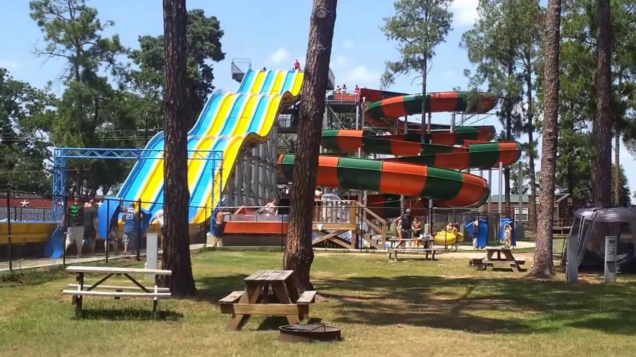 Yogi Bear S Jellystone Park Attractions Activities Youtube