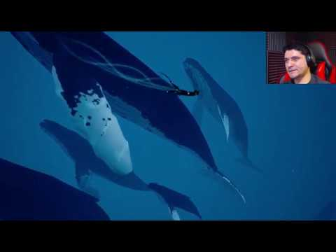 HUMANS ARE SMALL! | Abzu Part 2